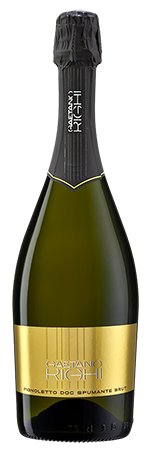 GAETANO RIGHI PIGNOLETTO DOC SPUMANTE BRUT