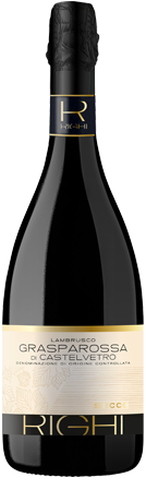 Lambrusco Grasparossa di Castelvetro DOC Secco Premium